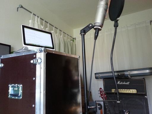 inspelning dag 1